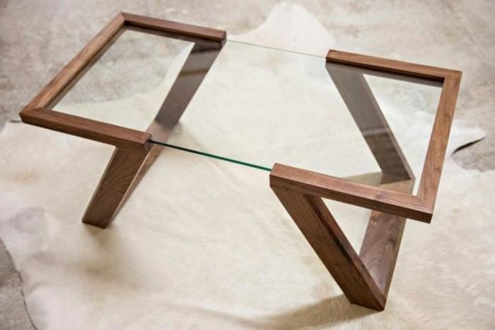 Comment faire une table basse en verre