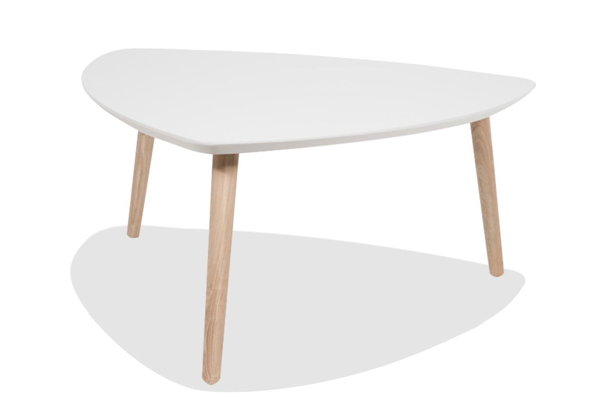 Table basse triangle gigogne