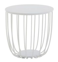 Table basse fly panier