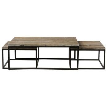 Table Basse Gigogne D'Occasion - Mobilier Design, Décoration D