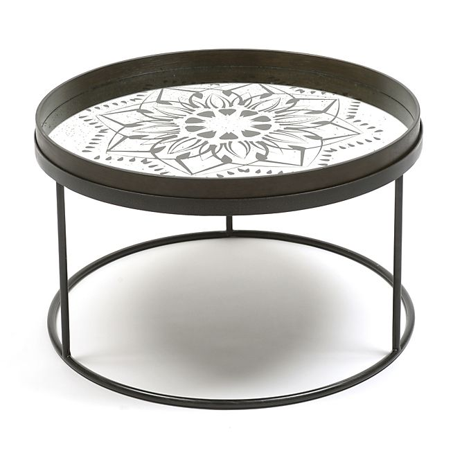 table basse ronde rotative mobilier design d coration d 39 int rieur. Black Bedroom Furniture Sets. Home Design Ideas