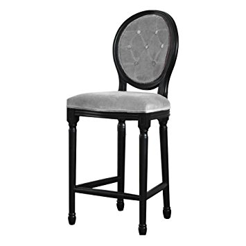 Tabouret de bar medaillon