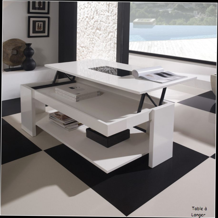table basse plateau relevable alin a mobilier design d coration d 39 int rieur. Black Bedroom Furniture Sets. Home Design Ideas