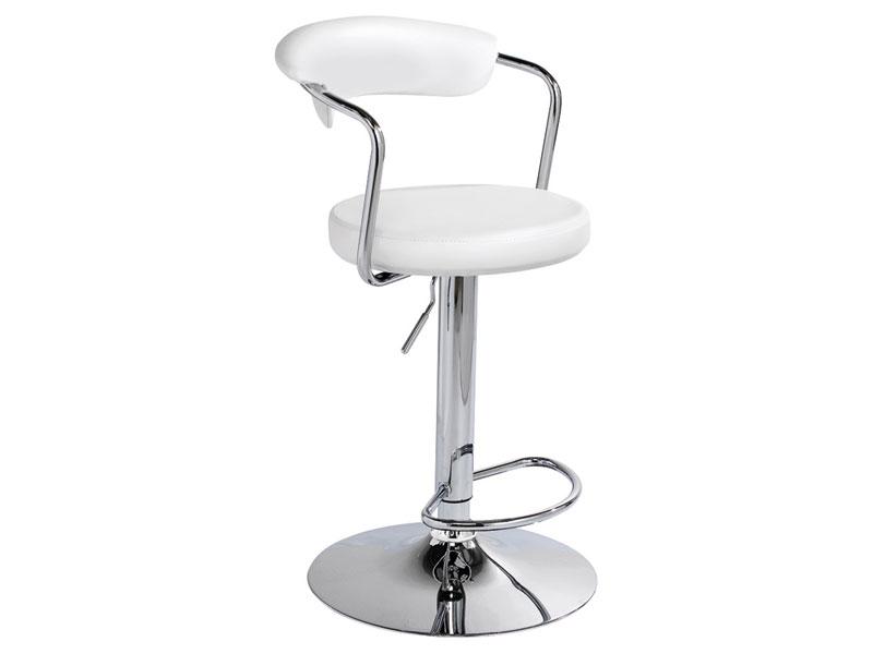 Tabouret de bar blanc conforama mobilier design - Tabouret de bar pas cher conforama ...