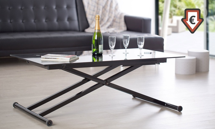 table basse groupon mobilier design d coration d 39 int rieur. Black Bedroom Furniture Sets. Home Design Ideas