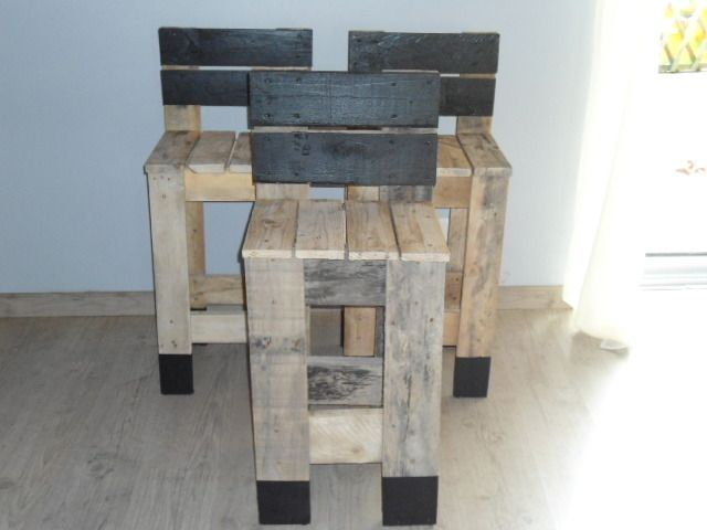 construire un tabouret de bar en bois mobilier design d coration d 39 int rieur. Black Bedroom Furniture Sets. Home Design Ideas