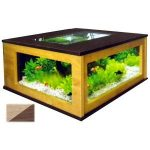 Table basse aquarium 310 l