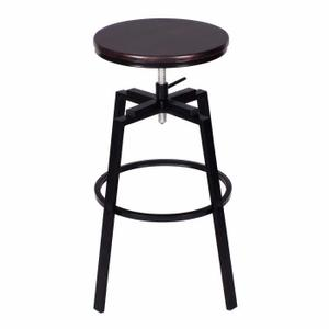 tabouret de bar vintage metal mobilier design d coration d 39 int rieur. Black Bedroom Furniture Sets. Home Design Ideas