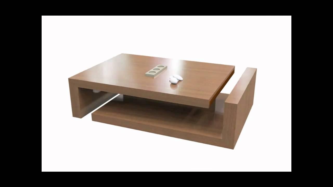 Comment fabriquer une table basse en verre