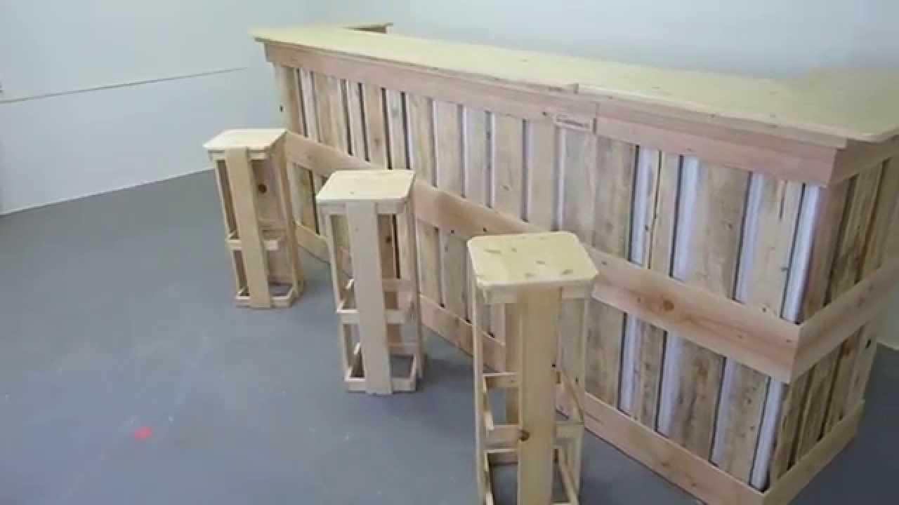 Construire un tabouret de bar