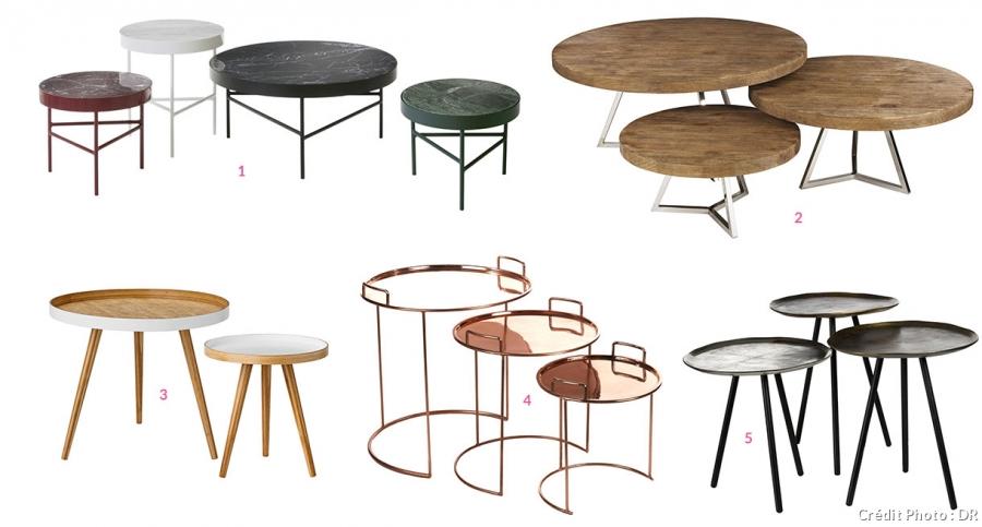 table basse gigogne boconcept mobilier design d coration d 39 int rieur. Black Bedroom Furniture Sets. Home Design Ideas