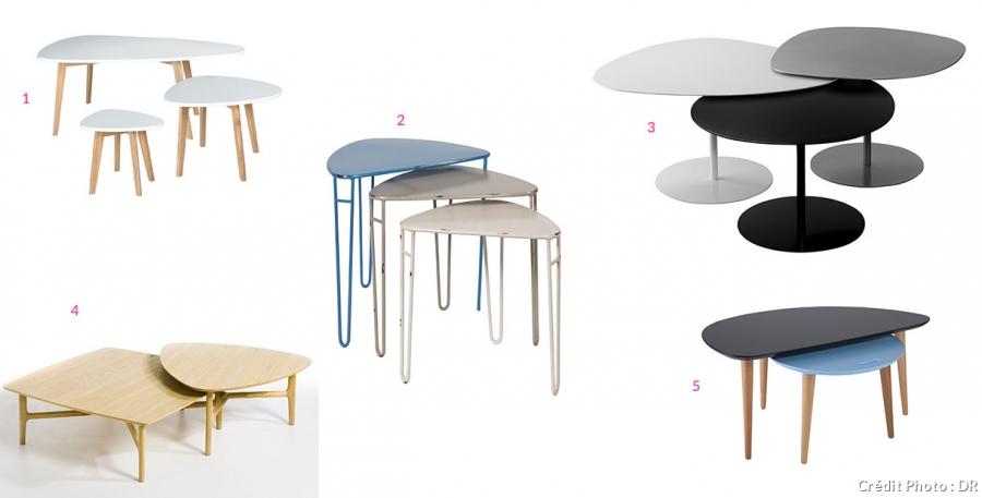 Table Basse Gigogne Boconcept Mobilier Design D Coration D 39 Int Rieur