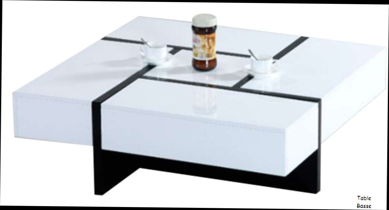 great table basse pivotant pas cher table basse ronde suisses with salle a manger blanc laqu conforama