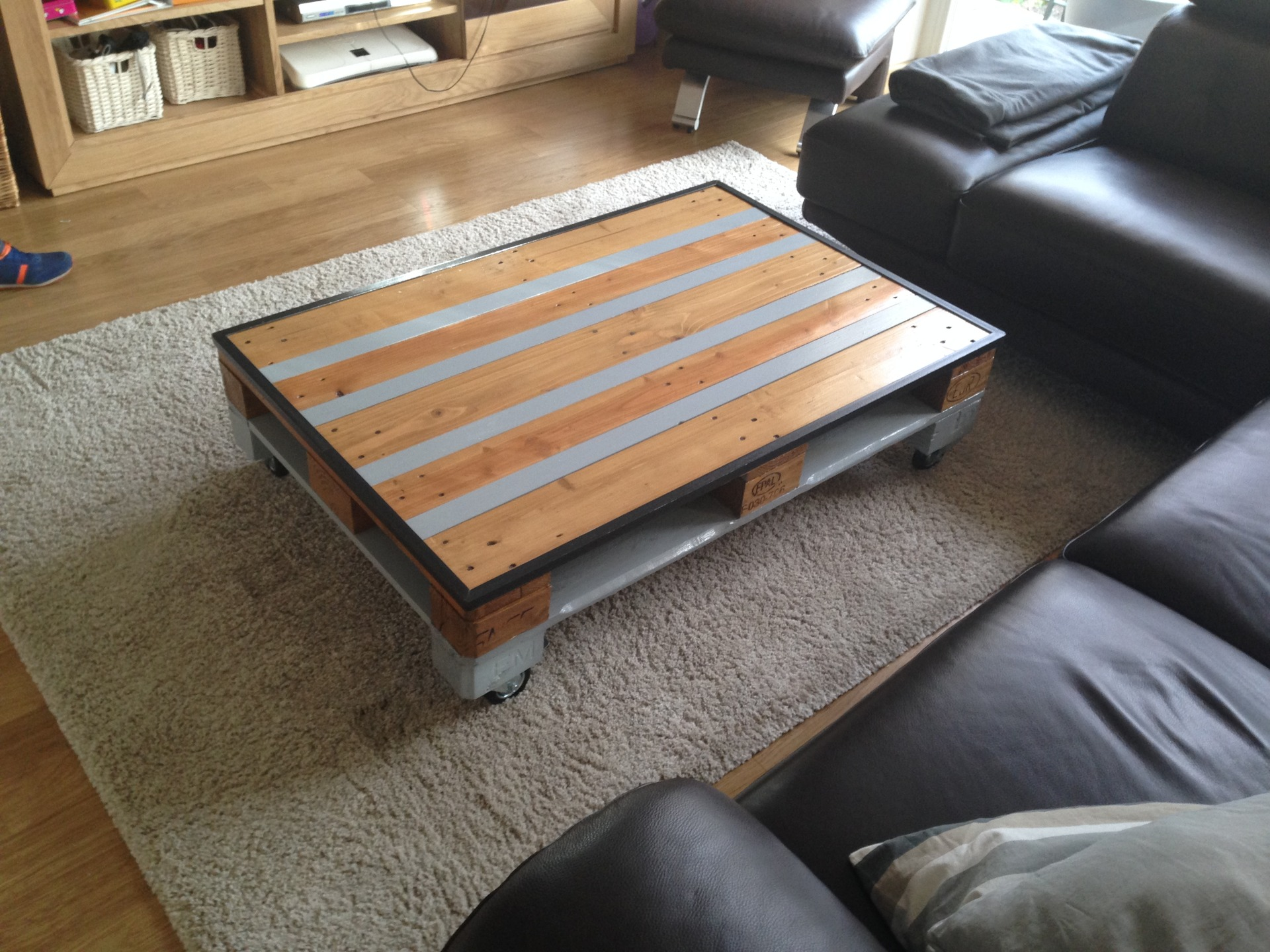 Table Basse Industrielle A Vendre Mobilier Design