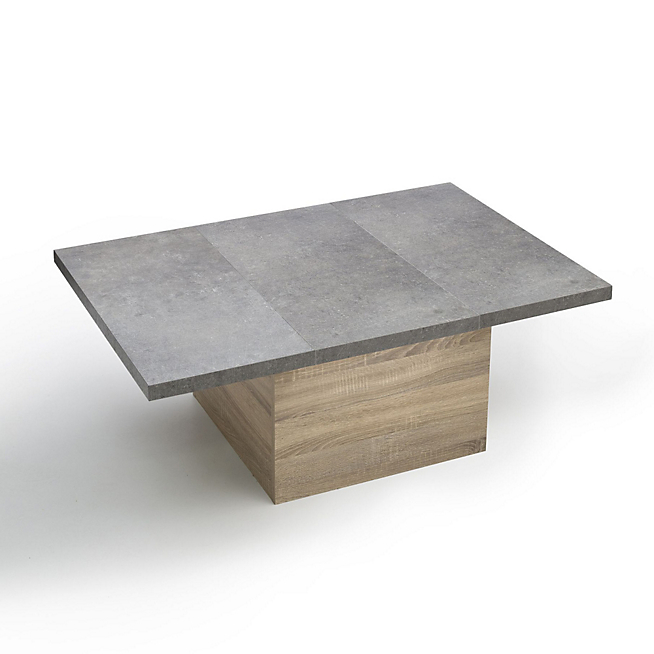 table basse hilo cool table basse table basse effet bton