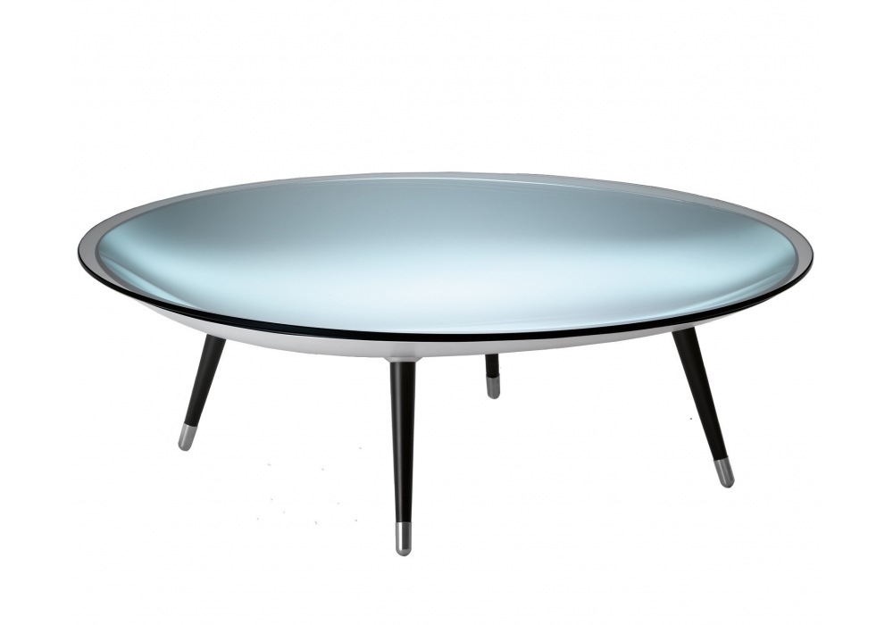 Table basse verre fiam