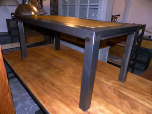 Table basse industrielle ebay