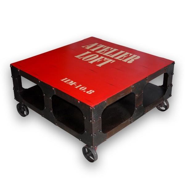 table basse loft pas cher mobilier design d coration d 39 int rieur. Black Bedroom Furniture Sets. Home Design Ideas