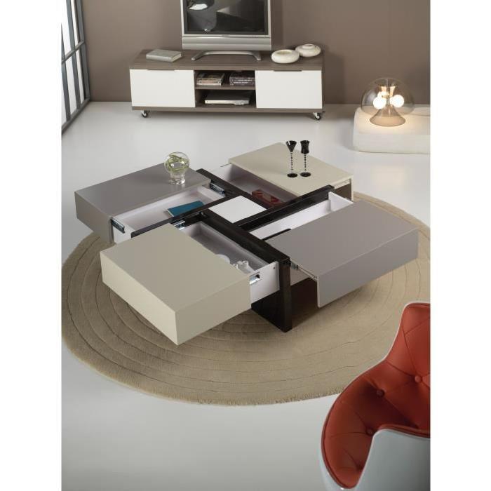 Table basse elodie pas cher mobilier design d coration d 39 int rieur - Decoration d interieur pas cher ...