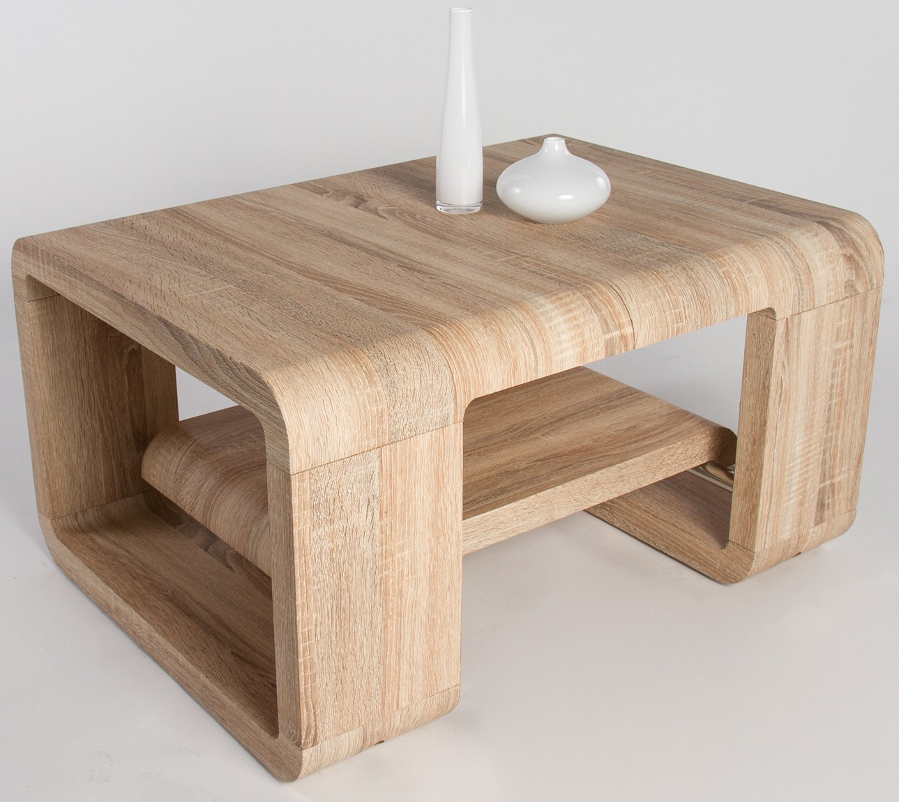 Table basse chene pas cher