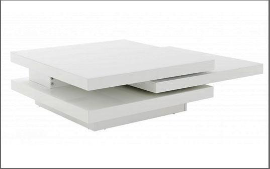 table basse fly laqu blanc mobilier design d coration d 39 int rieur. Black Bedroom Furniture Sets. Home Design Ideas