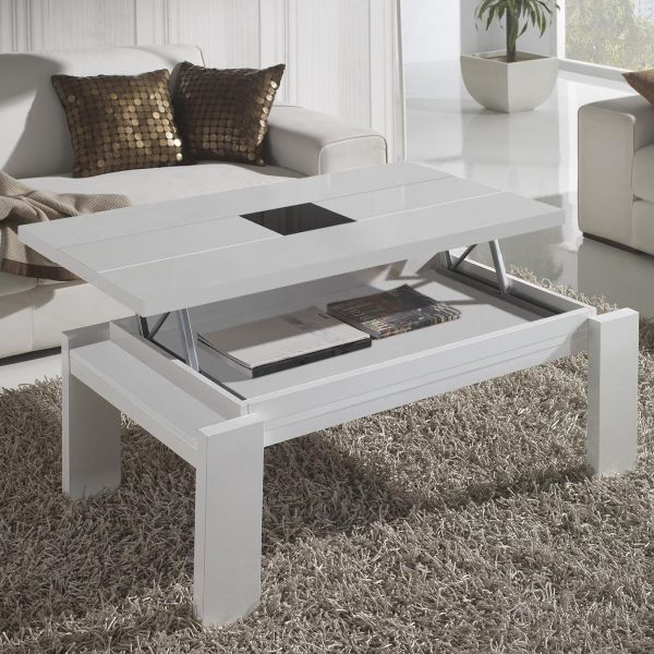 Table basse haute fly