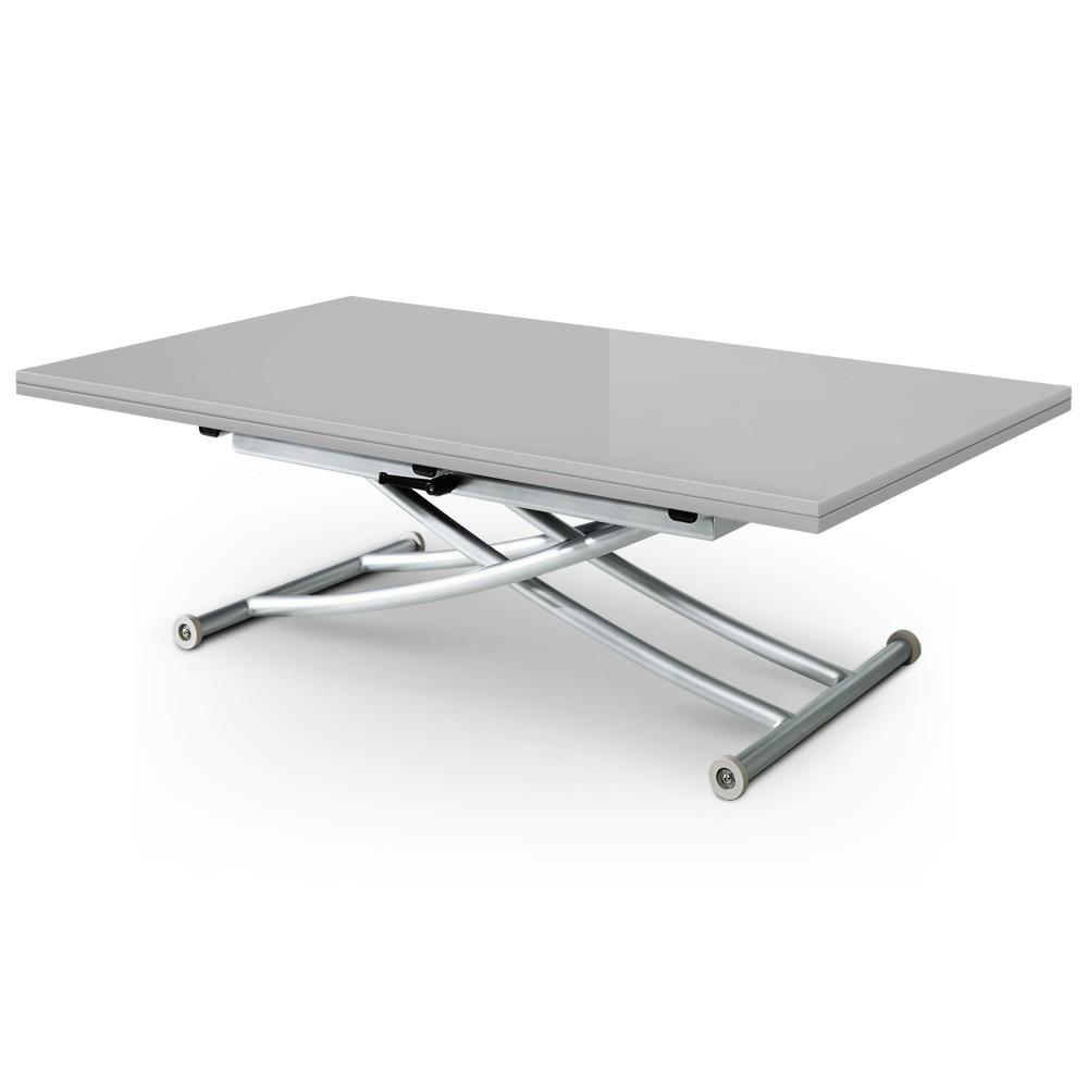 table basse reglable hauteur pas cher - Table Basse Hauteur Reglable