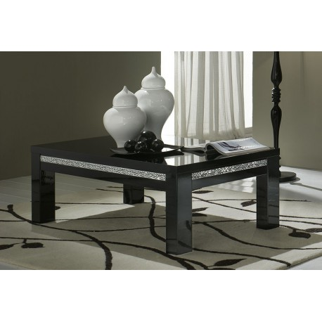 Table basse strass pas cher mobilier design d coration for Decoration interieur design pas cher