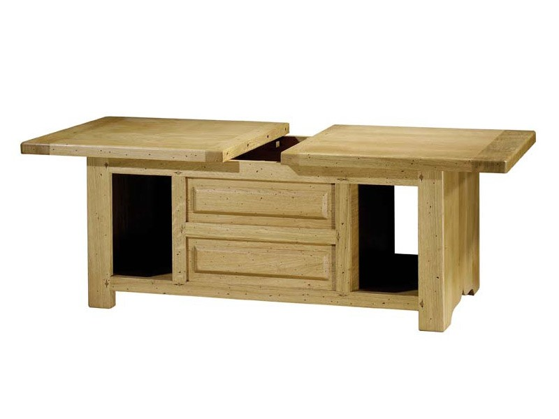 Table basse qui s 39 ouvre pas cher mobilier design for Table qui s agrandit