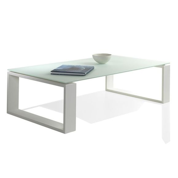 table basse en verre opaque mobilier design d coration d 39 int rieur. Black Bedroom Furniture Sets. Home Design Ideas