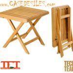 Table basse pliable pas cher