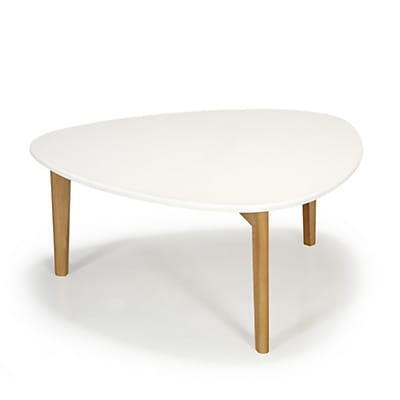 Table basse plastique alinea