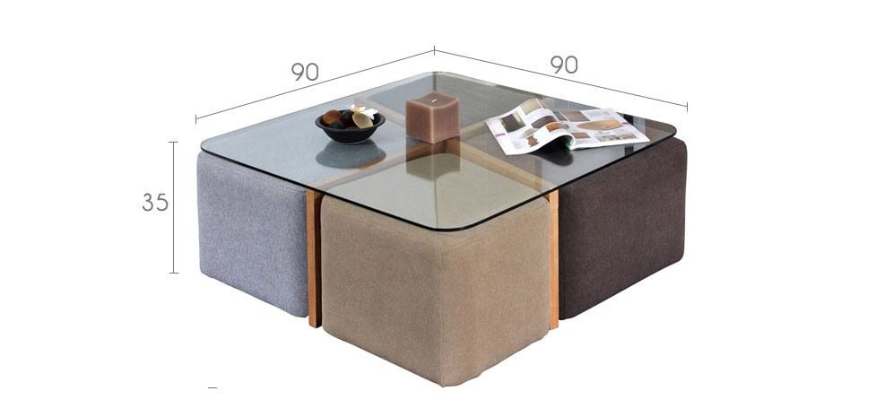 table basse ronde osier avec pouf mobilier design d coration d 39 int rieur. Black Bedroom Furniture Sets. Home Design Ideas