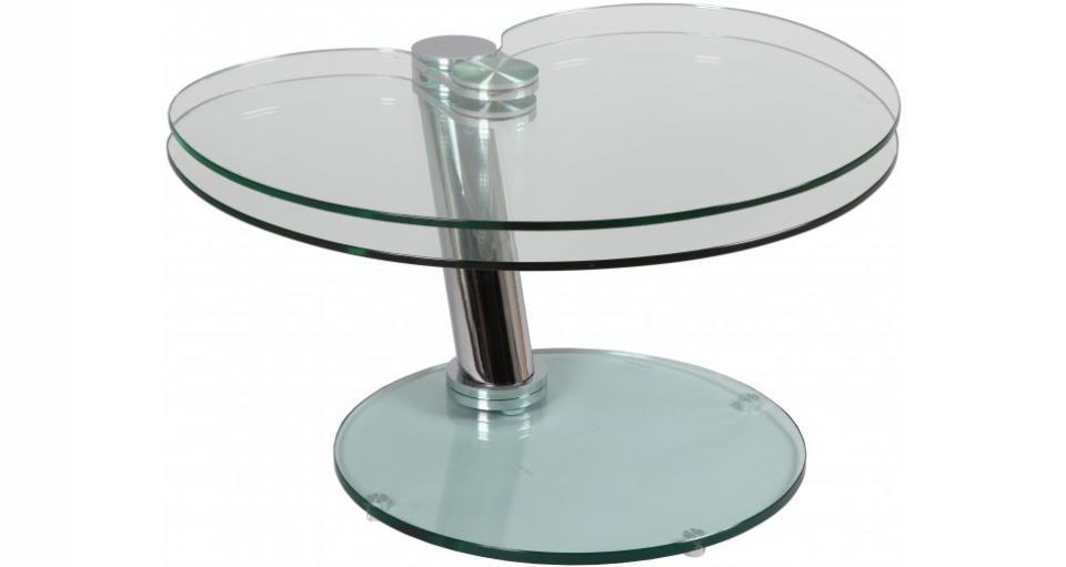 Table basse en verre le guide