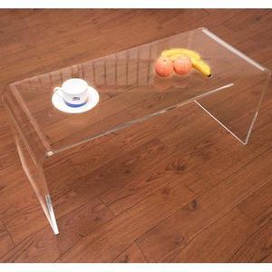 Table basse pas cher transparente