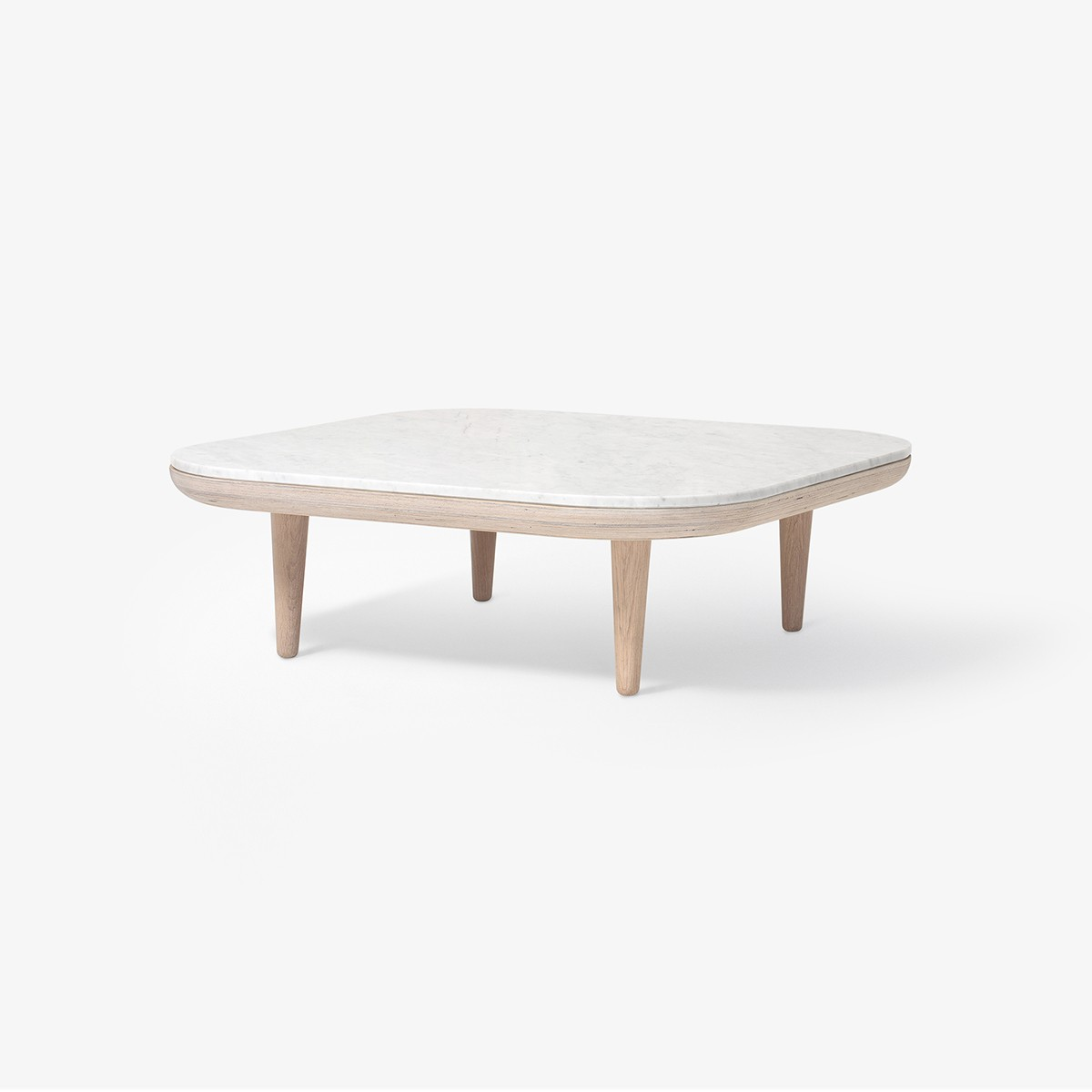 Table basse ocean fly mobilier design d coration d for Table basse scandinave marbre