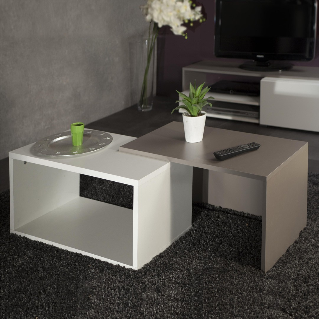 Mobilier D'intérieur Basse Pas Table Taupe DesignDécoration Cher xBorCWeQd