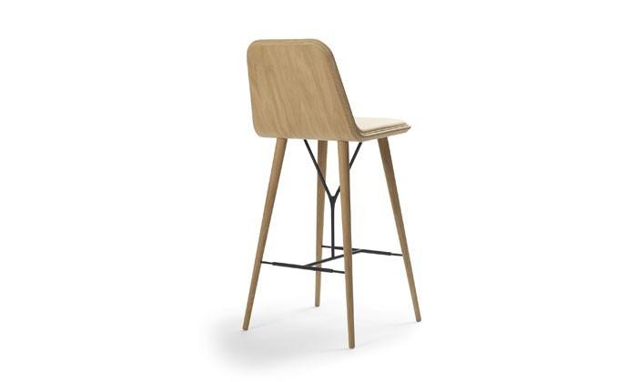 chaises cocktail scandinave awesome chaise de bar haute tabouret scandinave alinea best. Black Bedroom Furniture Sets. Home Design Ideas