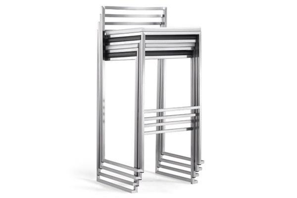 Meuble de cuisine d 39 exterieur mobilier design for Tabouret bar exterieur pas cher