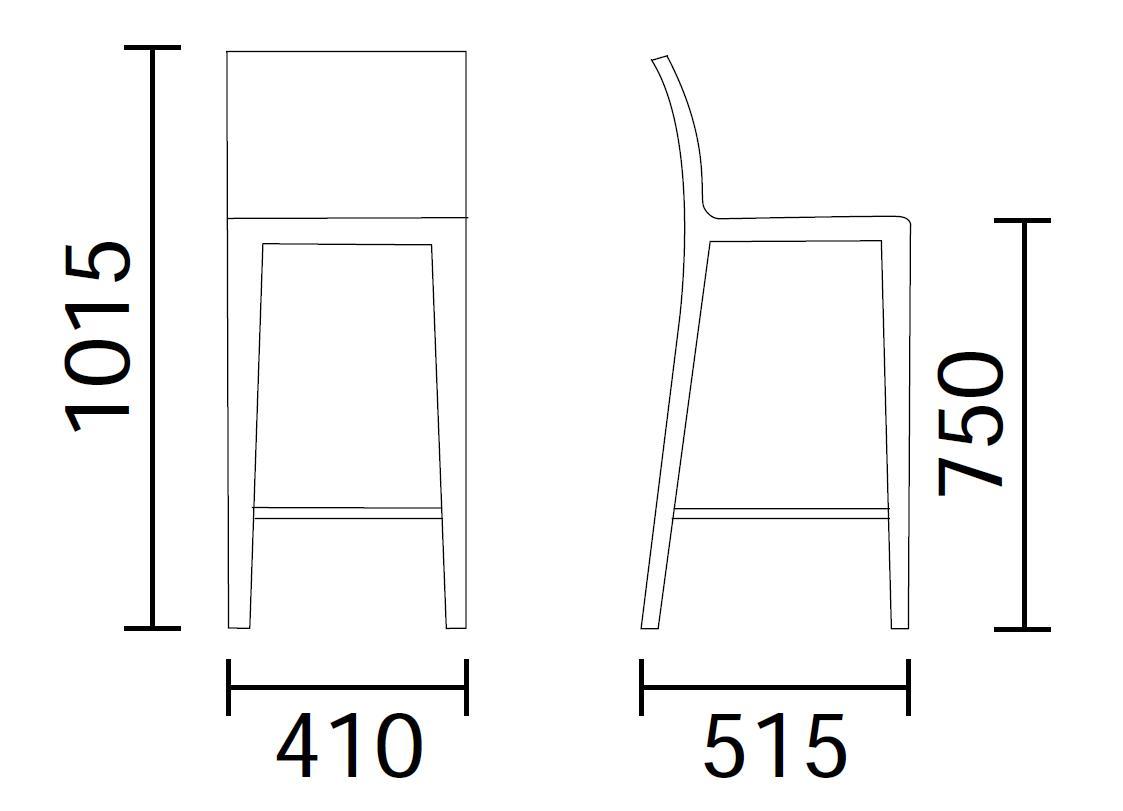 tabouret de bar dimension mobilier design d coration d 39 int rieur. Black Bedroom Furniture Sets. Home Design Ideas