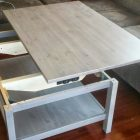 Table basse transformable ikea