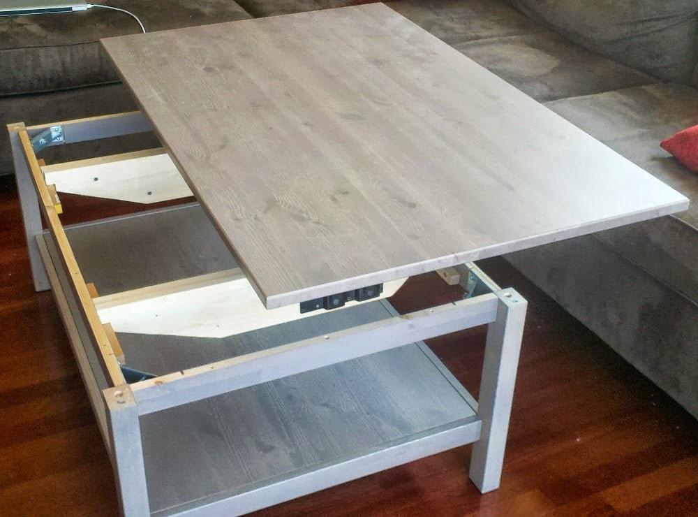 table basse qui se leve ikea mobilier design d coration. Black Bedroom Furniture Sets. Home Design Ideas