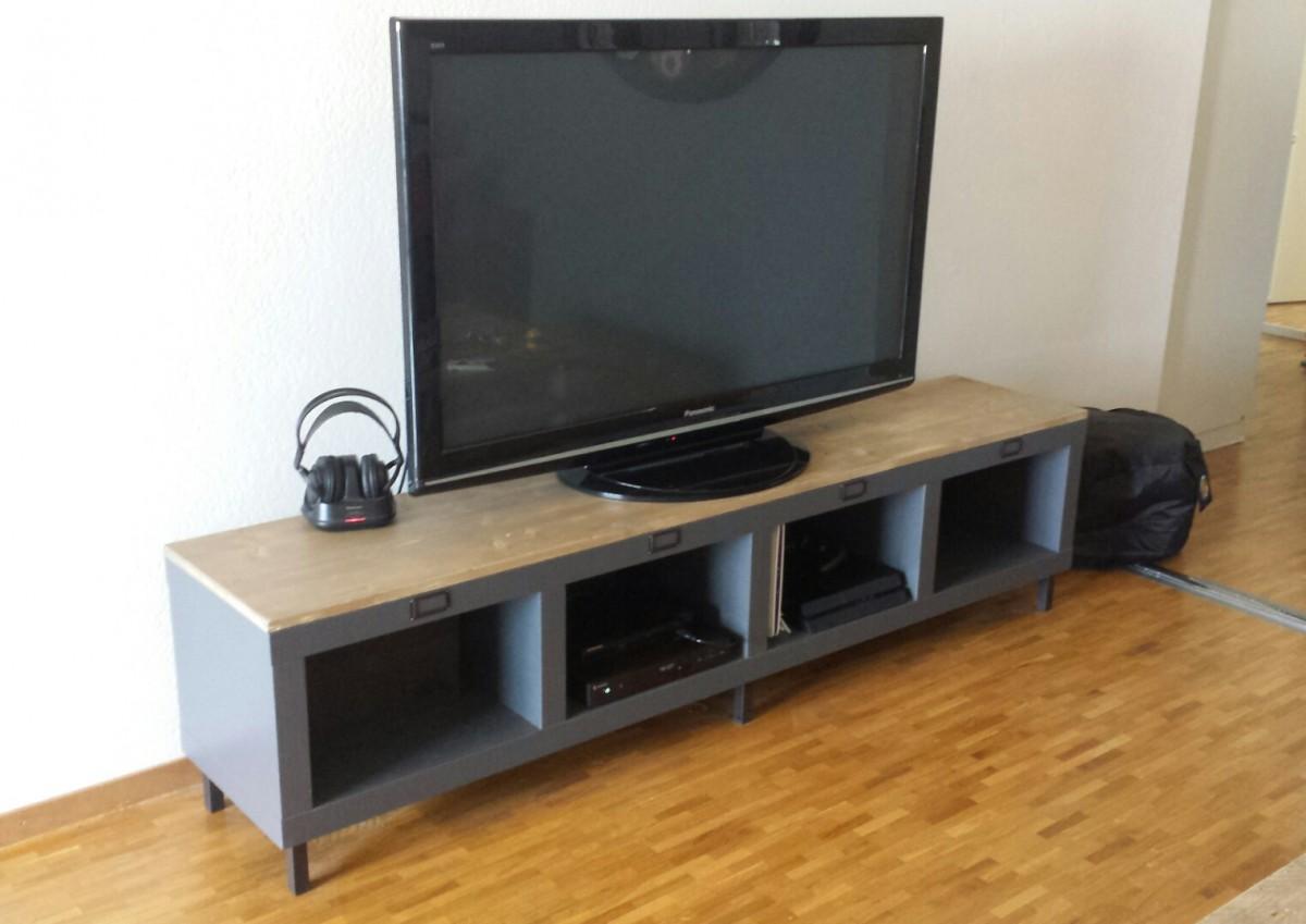 Meuble Tv Kallax Ikea Mobilier Design D Coration D Int Rieur # Meuble Tv Pas Cher Ikea