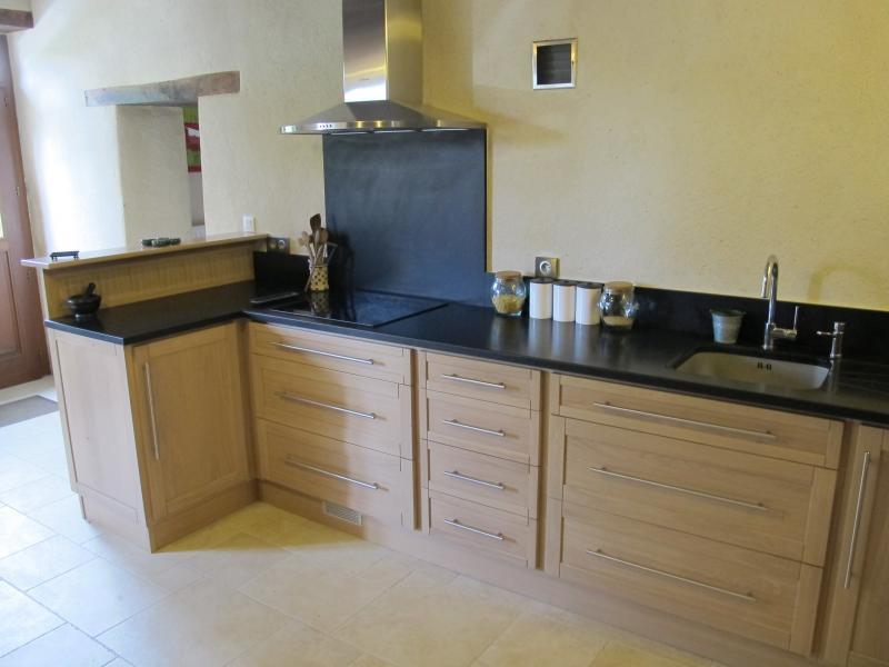 Meuble de cuisine en chene mobilier design d coration d 39 int rieur for Mobilier cuisine design