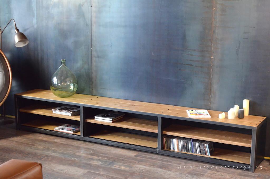 Meuble tv 3m de long mobilier design d coration d 39 int rieur - Cuisine 3m de long ...