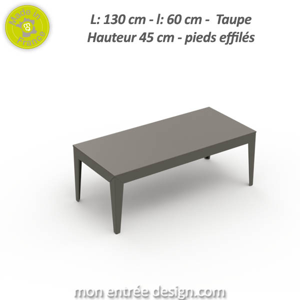 table basse hauteur 45 cm mobilier design d coration d 39 int rieur. Black Bedroom Furniture Sets. Home Design Ideas