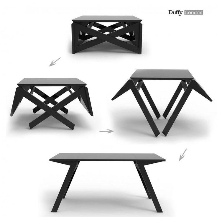 table basse transformable - mobilier design, décoration d'intérieur