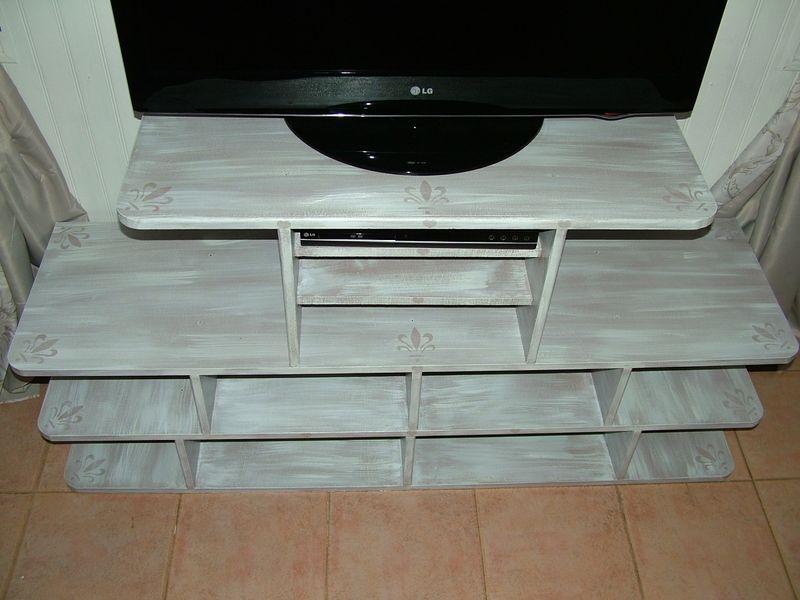 meuble tv maison - Meuble Tv White Maison Du Monde