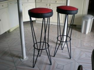 tabouret de bar annee 80 mobilier design d coration d 39 int rieur. Black Bedroom Furniture Sets. Home Design Ideas