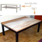 Table basse nornas ikea